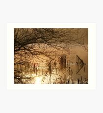 More dawn pics Art Print