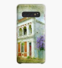 Old House with Wisteria Case/Skin for Samsung Galaxy