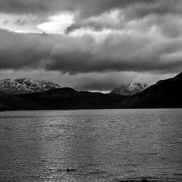 Loch Lomond by MissyVix