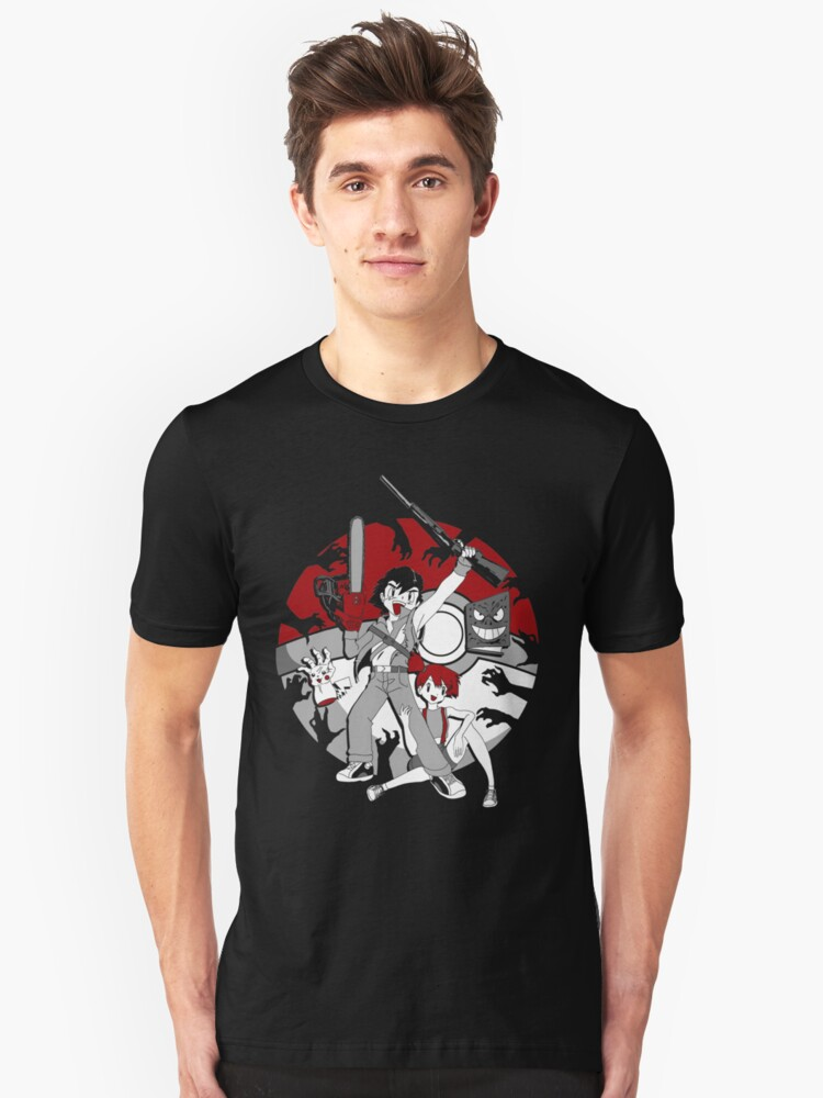 Ashes to Ashes Unisex T-Shirt Front