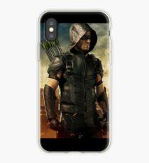 Arrow Season 4 | Green Arrow | Oliver Queen | Stephen Amell iPhone Case