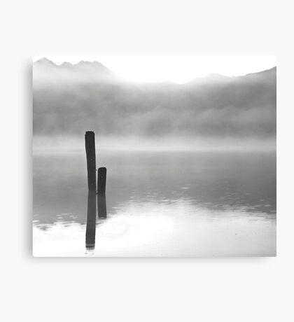 Fog Dreams Canvas Print