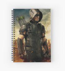 Cuaderno de espiral Flecha Temporada 4 | Flecha Verde | Oliver Queen | Stephen Amell