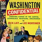 Washington Confidential by Kathleen  Cole