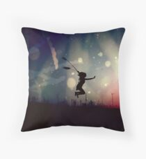 a wonderful thought Throw Pillow