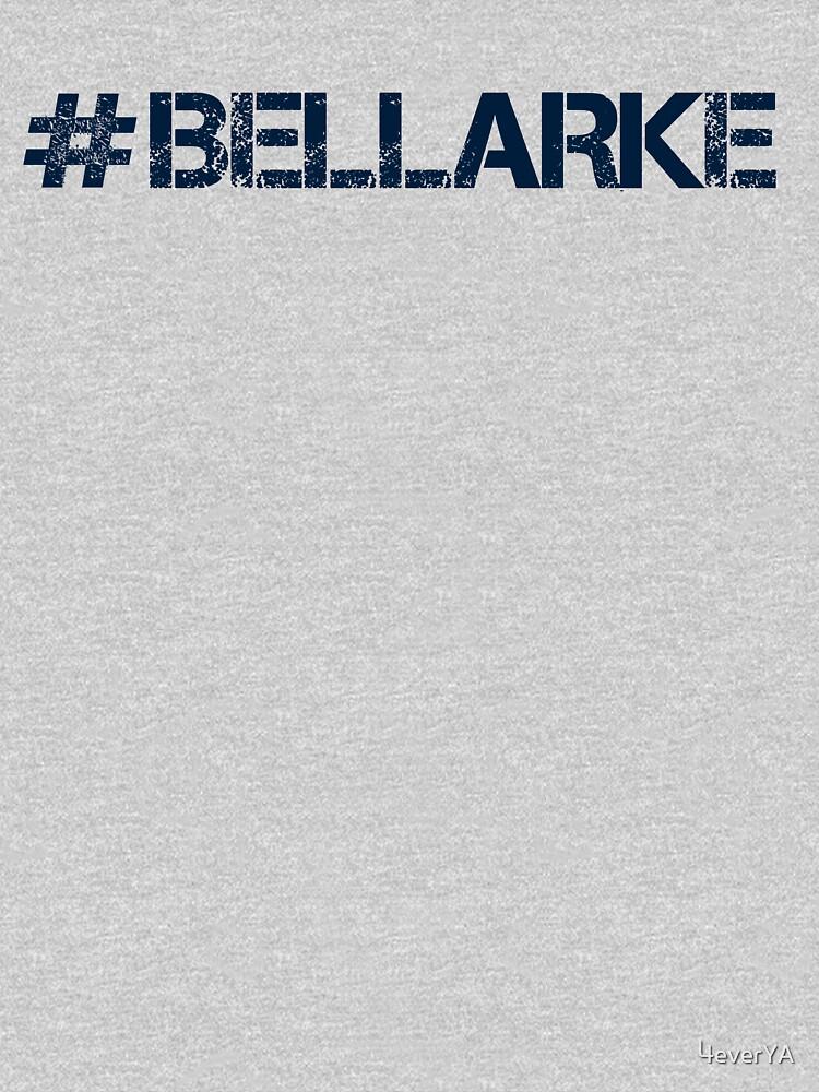 #BELLARKE (Navy Text) by 4everYA