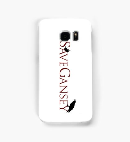 #SaveGansey Samsung Galaxy Case/Skin