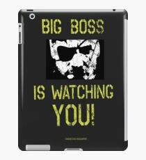 B. B. is watching you! iPad Case/Skin