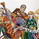 Dick's Trio by Sally Sargent