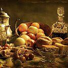 Lunch. by Irene  Burdell