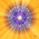 Sacred Geometry 47 by Endre