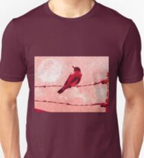 Bird on the Wire Unisex T-Shirt