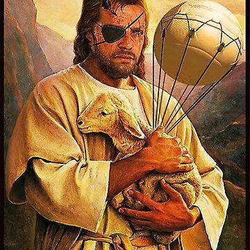 Venom Jesus Snake - parody by mayestation