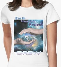 Earth Healing Project Crew T-Shirt