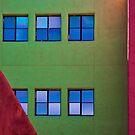 Window Wonderland by Justin Baer