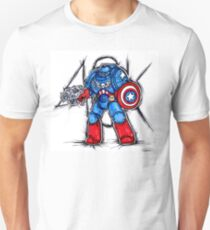 Cap'n Warhammer T-Shirt
