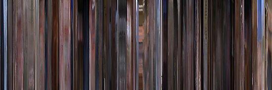 Moviebarcode: The Big Lebowski (1998) by moviebarcode