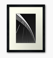 Road of Discovery III Framed Print