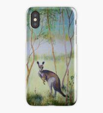Think I see Kangaroo iPhone Case/Skin