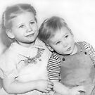 My brother and I by Marjorie Wallace