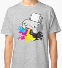 Puker Printer Classic T-Shirt