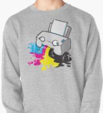 Puker Printer Pullover