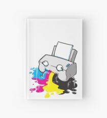 Puker Printer Hardcover Journal
