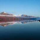 Smoke on the water... by Shaun Whiteman