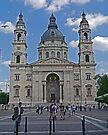 St Stephen's Basilica, Budapest, Hungary by Margaret  Hyde
