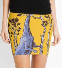 Reaching the Tree Tops Mini Skirt