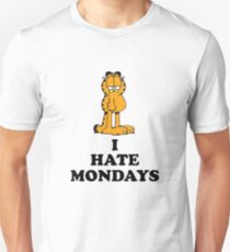i hate mondays Slim Fit T-Shirt