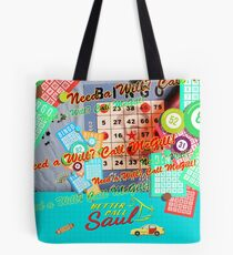 Better call Saul, Bingo Tote Bag