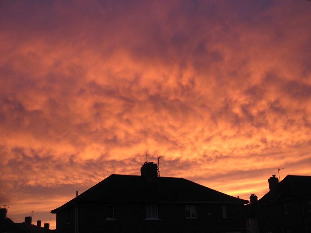 Somerset sunrise. by jams