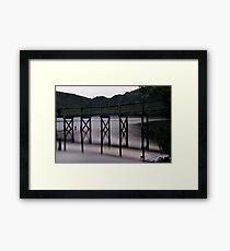 Claytons Corner Framed Print