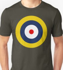 Royal Air Force A1 Insignia Unisex T-Shirt