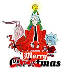Merry Rickmas by itsallihere