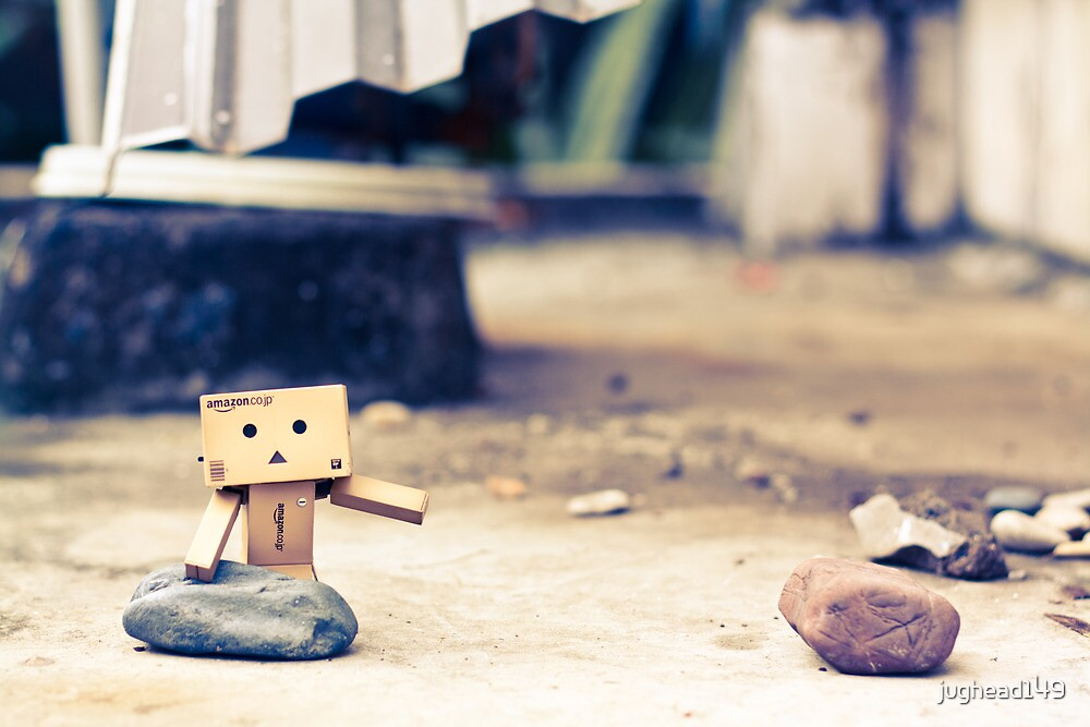 Danbo and the Difficult Choice by jughead149