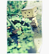 Green Thumbs Danbo Poster