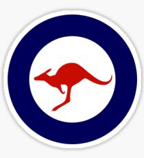 Royal Australian Air Force Insignia Sticker