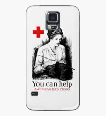 You Can Help American Red Cross Case/Skin for Samsung Galaxy