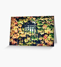 Dartmouth Ivy Greeting Card