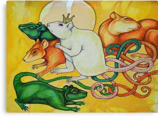 The Rat King by Lynnette Shelley
