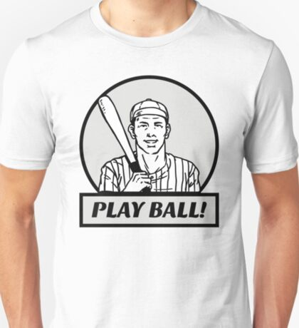 Play Ball!! T-Shirt