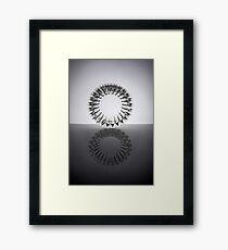 Ashtray Framed Print