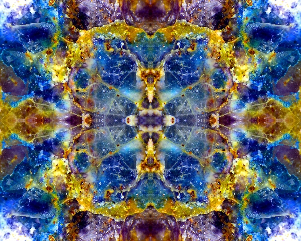 Kaleidosopic (Prism Agate) by Stephanie Bateman-Graham