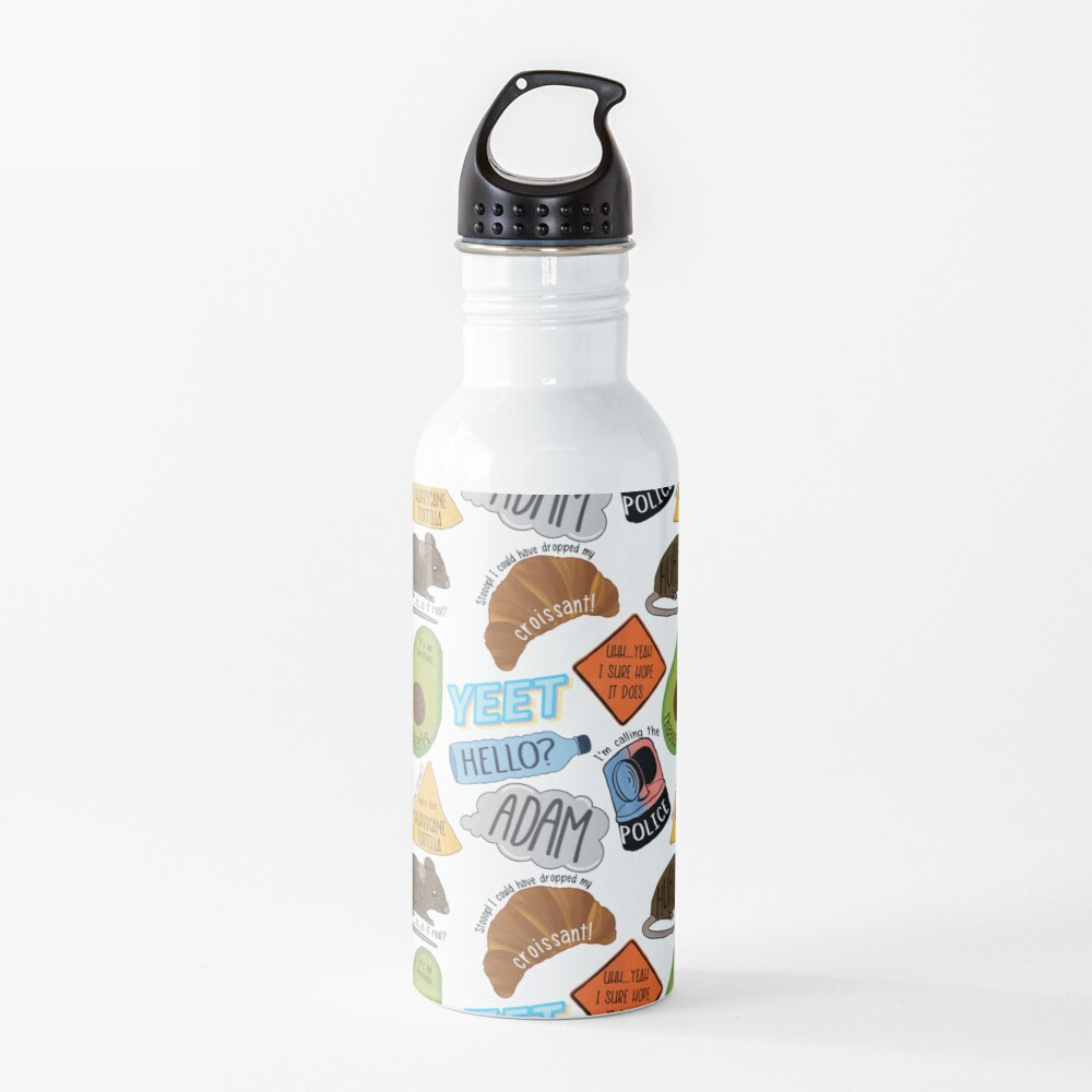 Ultimate Vine Reference Pack Water Bottle