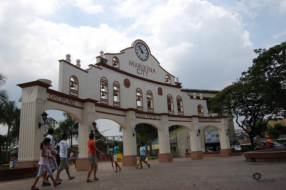 Marikina City by iamYUAN