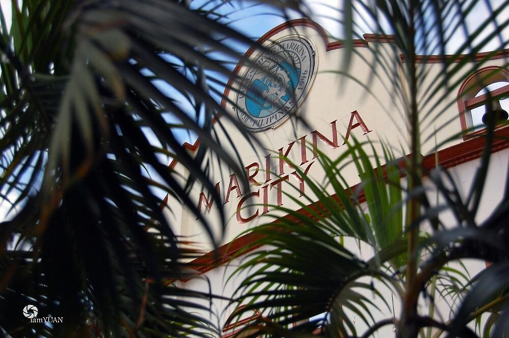 Marikina Emblem by iamYUAN