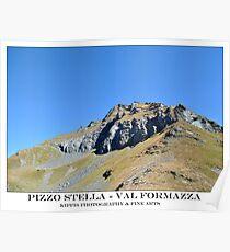 pizzo stella Poster