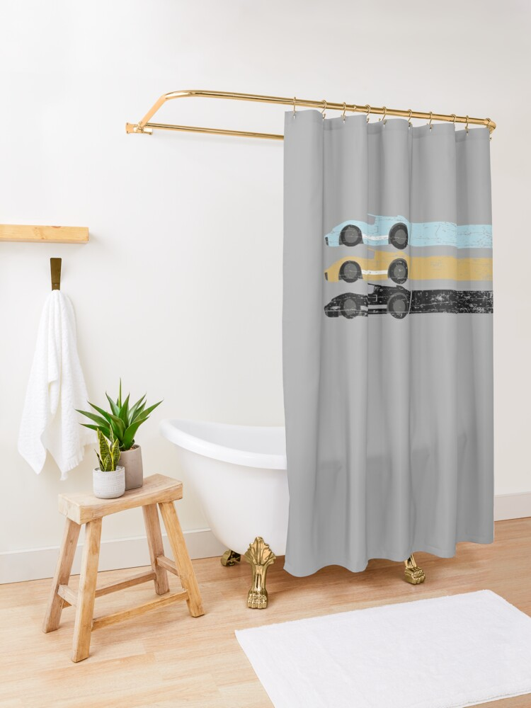 Alternate view of 1966 Shower Curtain
